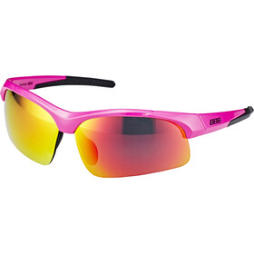 BBB Impress Small BSG-48 - Lunettes cyclisme - rose